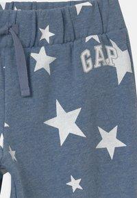 GAP - GIRL LOGO - Trainingsbroek - blue heather - 2