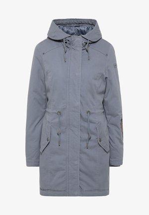 Zimní kabát - graublau