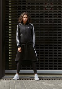 adidas Originals - ADICOLOR 3 STRIPES BOMBER TRACK JACKET - Training jacket - black - 3