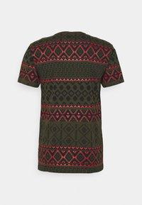 Denim Project - TEE - T-shirt z nadrukiem - deep depths - 6