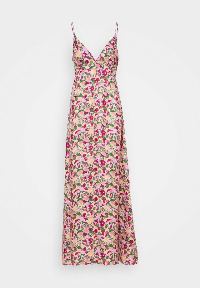 ABITO LUNGO - Maxi dress - multi coloured