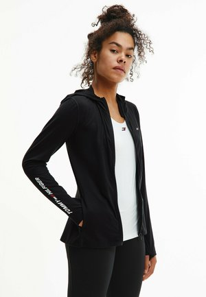 TH COOL SLIM FIT  - Training jacket - black