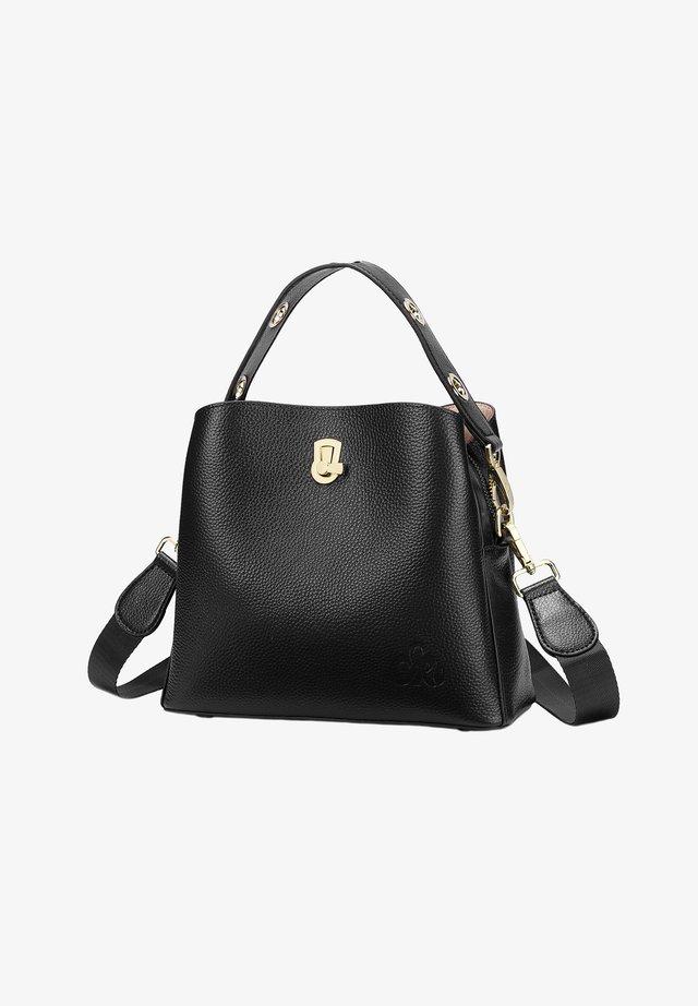 RILEY - Handtasche - schwarz