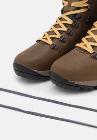 CMP - ASTHERIAN TREKKING SHOE WP - Hiking shoes - arabica - 5