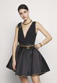 Elisabetta Franchi - Vestito elegante - nero - 0