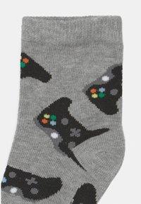Name it - NKMBALDER 6 PACK - Socks - gray mist - 2