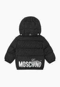 MOSCHINO - PADDED - Down jacket - black - 1
