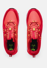 Under Armour - Sneakersy niskie - red - 2