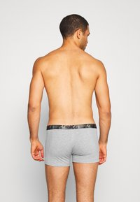 Pier One - Panties - black/dark grey - 1