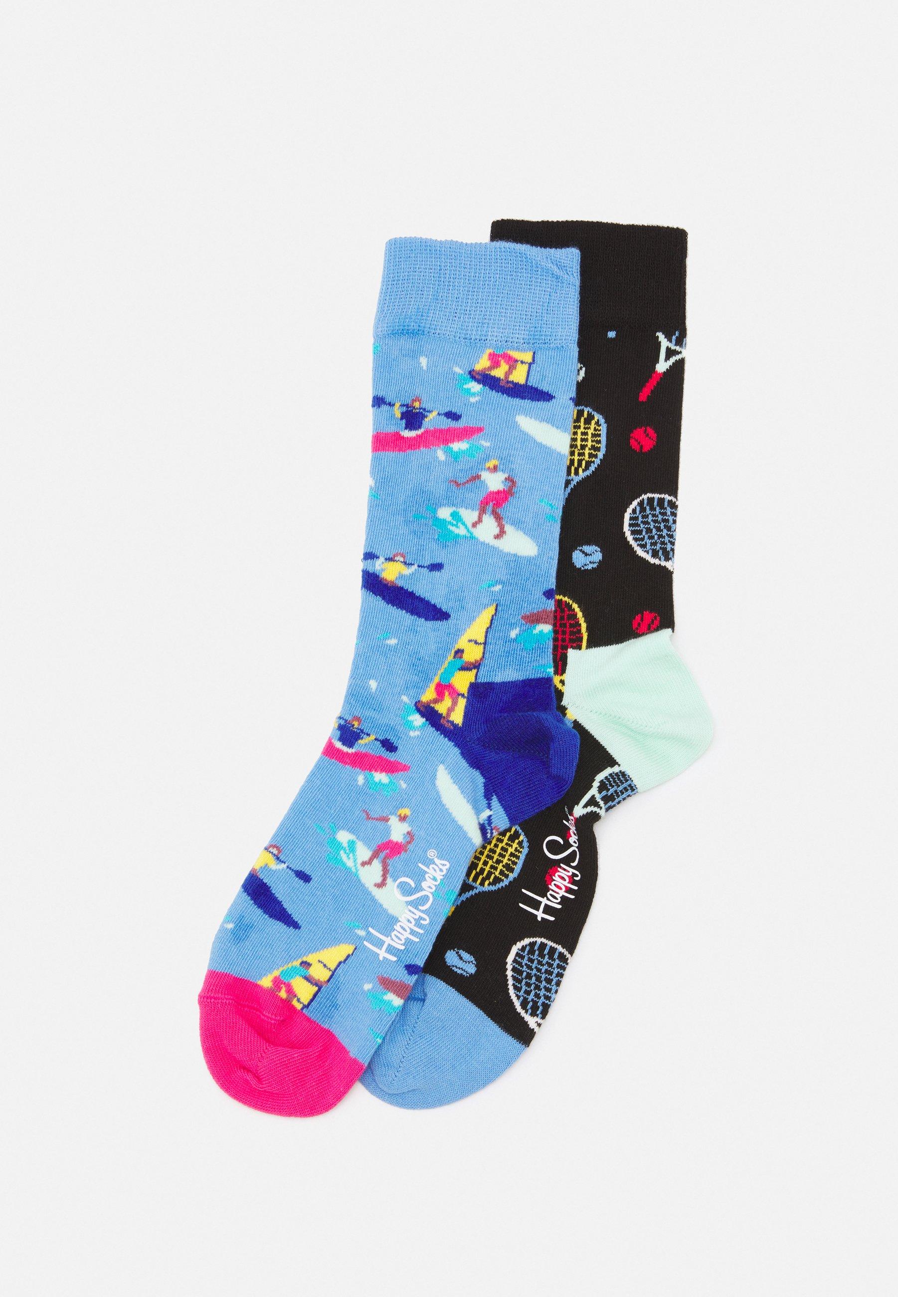 Men TENNIS WATERSPORTS 2 PACK UNISEX - Socks