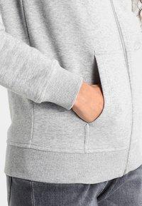Urban Classics - Sweater met rits - grey - 4