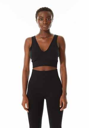 Sports bra - black