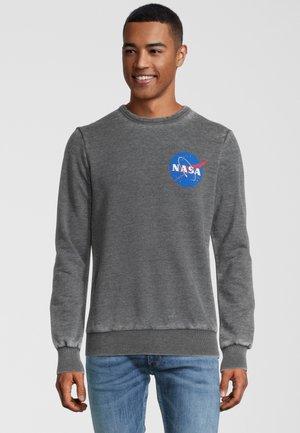 NASA - Sweater - grau