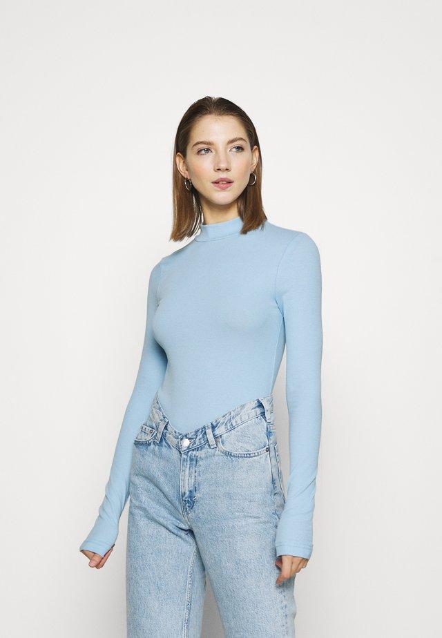 VERA MOCKNECK - Bluzka z długim rękawem - blue