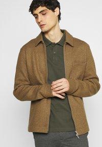 s.Oliver - Polo shirt - khaki/oliv - 2