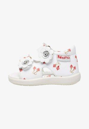 BESENVAL  - Sandals - weiß