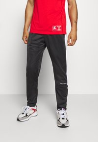 Champion - LEGACY PANTS - Pantalon de survêtement - black - 0