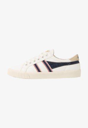 TENNIS MARK COX SELVEDGE - Sneakers - offwhite/indigo