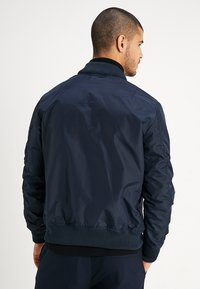 Alpha Industries - HOOD - Bomber Jacket - rep blue - 3