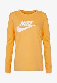Nike Sportswear - TEE ICON - Topper langermet - topaz gold - 3