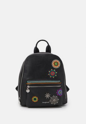 BACK CARLINA NAZCA MINI - Ryggsekk - black