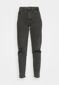 BDG Urban Outfitters - DESTROY MOM - Relaxed fit jeans - washed black - 4