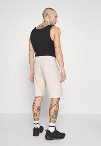 Supply & Demand - LOOPER - Teplákové kalhoty - sand - 2