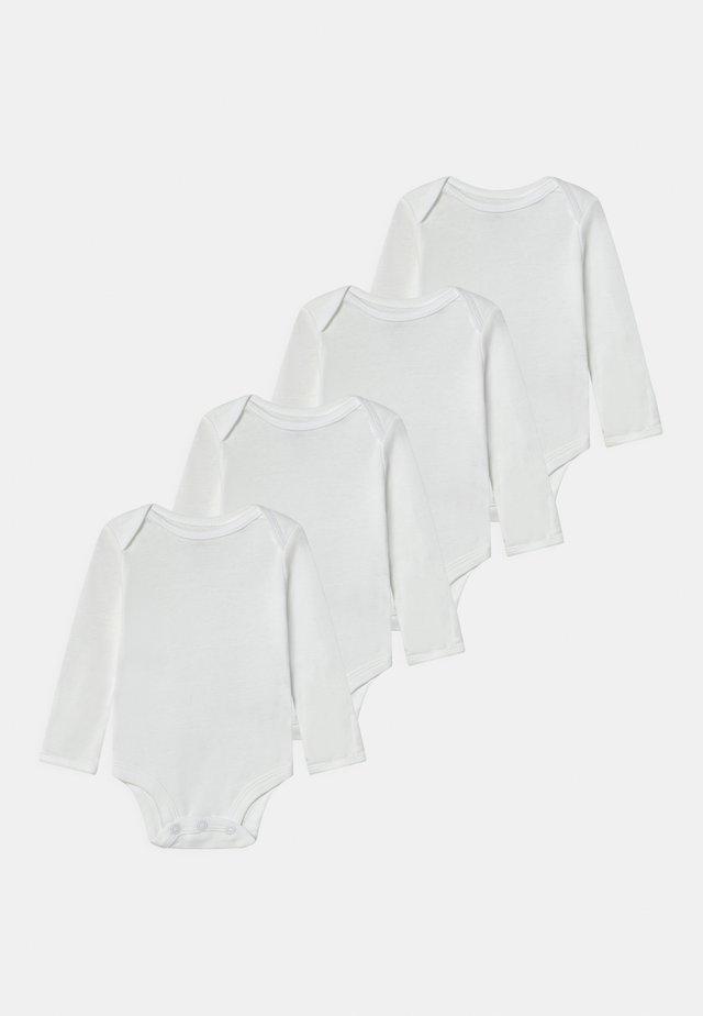 4 PACK UNISEX - Body - white