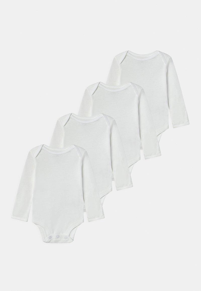 Carter's - 4 PACK UNISEX - Body - white