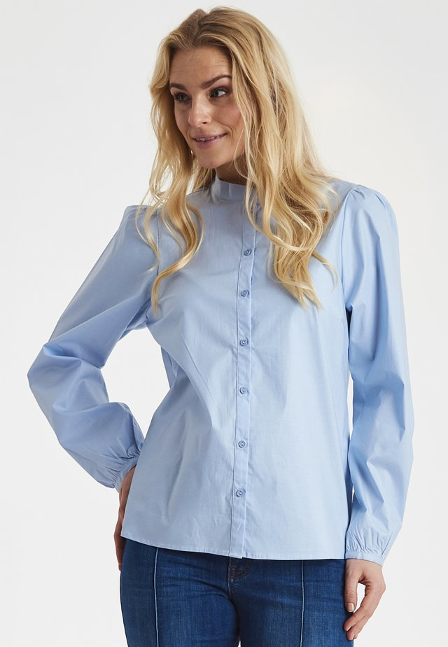 DRHELLA - Button-down blouse - light blue