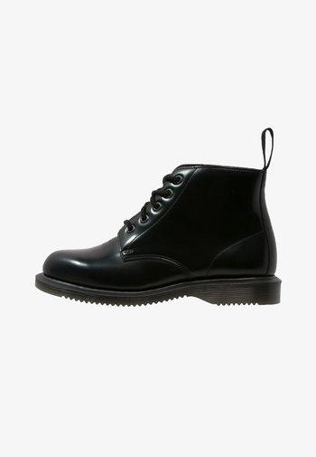 EMMELINE - Snørestøvletter - black