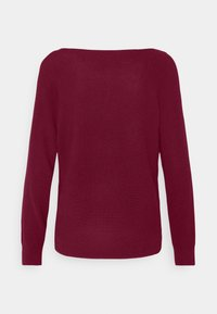 Esprit Collection - Jumper - bordeaux red - 1