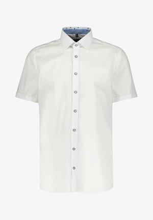 BODY FIT - Shirt - weiss