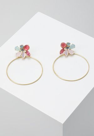 SEÑORITA EARRINGS - Oorbellen - gold-coloured