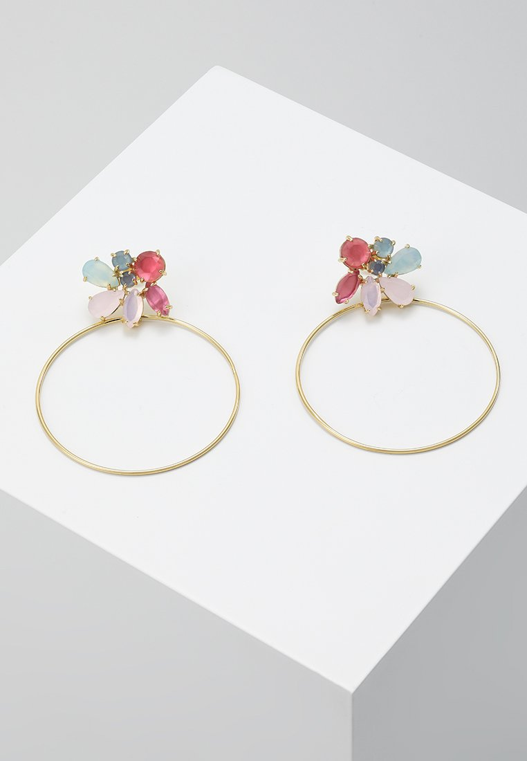 P D Paola - SEÑORITA EARRINGS - Earrings - gold-coloured