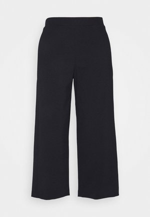 CULOTTE - Trousers - pure black