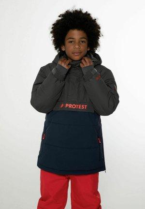 ANORAK DYLANIEK JR - Snowboard jacket - deep ocean