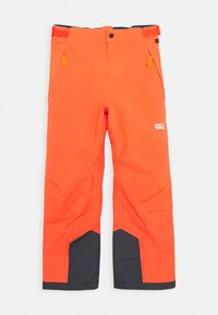 Jack Wolfskin - GREAT SNOW PANTS KIDS - Zimní kalhoty - flashing red - 2