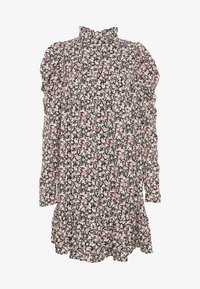 TIERED PUFF SLEEVE DRESS DITSY FLORAL - Denní šaty - multi-coloured