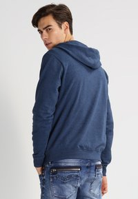 Blend - REGULAR FIT - Hoodie met rits - ensign blue - 2