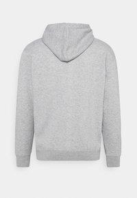 Mennace - ESSENTIAL REGULAR HOODIE UNISEX - Sweatshirt - grey marl - 6
