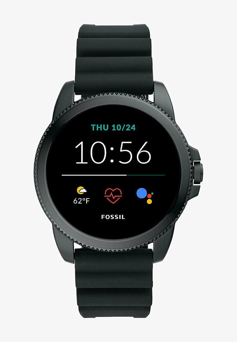 Fossil - DIGITAL AKKU - Smartwatch - schwarz
