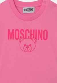 MOSCHINO - UNISEX - Print T-shirt - begonia pink - 2