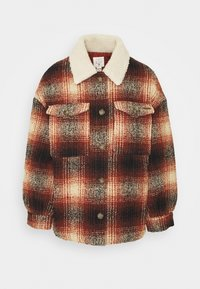 Billabong - LUCKY GIRL - Short coat - brick - 0