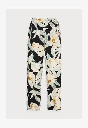 TROUSERS BELLA - Spodnie materiałowe - light green