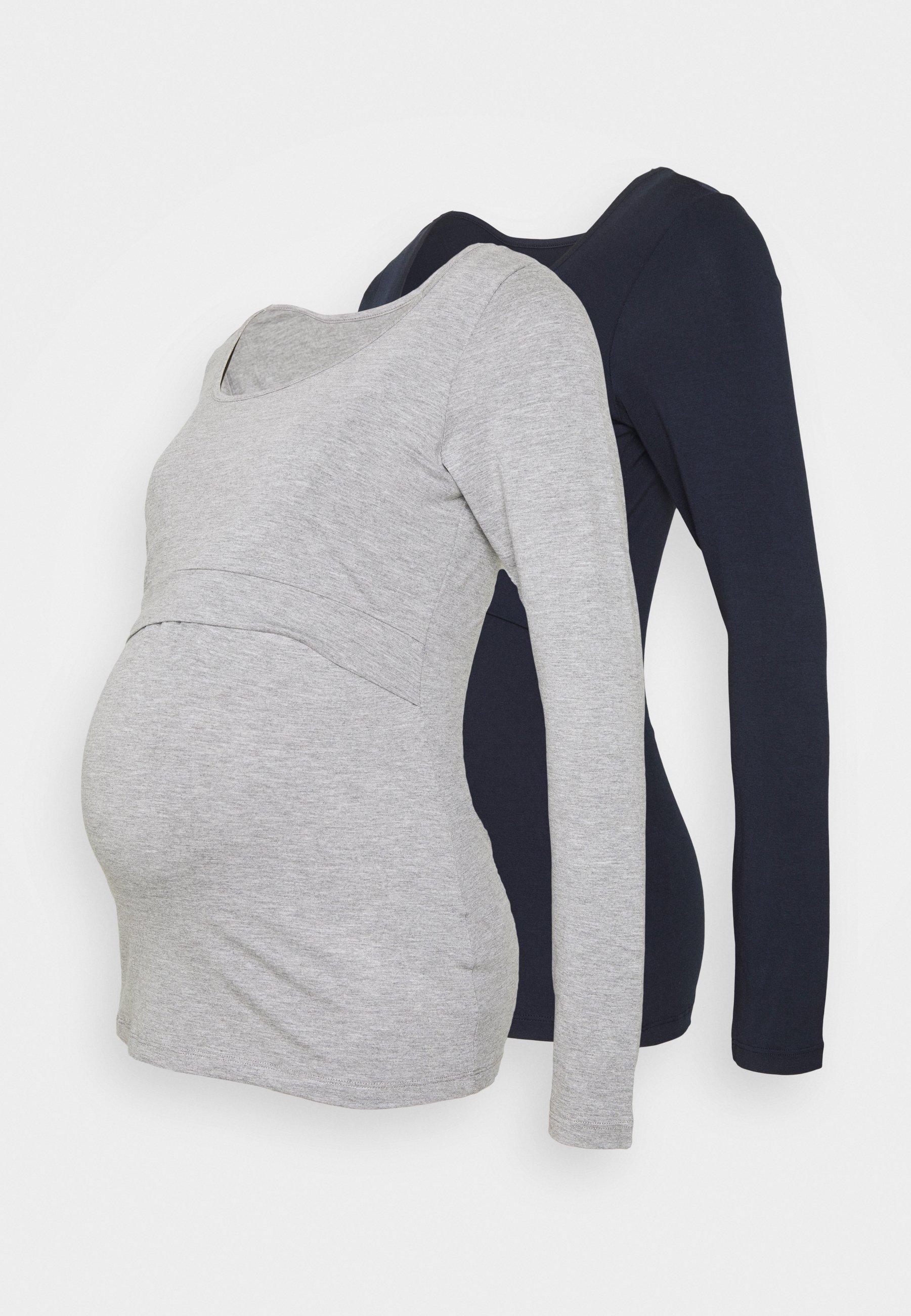 Women LAINA 2PACK - Long sleeved top