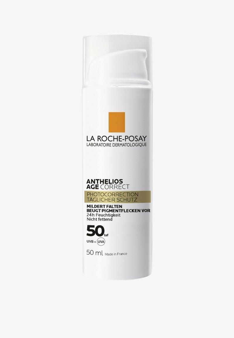 La Roche-Posay - SUN CARE ANTHELIOS AGE CORRECT LSF 50 - Aftersun - -