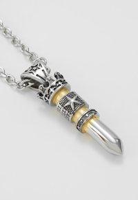 Royal - Ego - NECKLACE BULLET STAR - Collar - silver-coloured - 2
