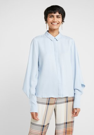 PRALENZA SHIRT - Button-down blouse - blue mist
