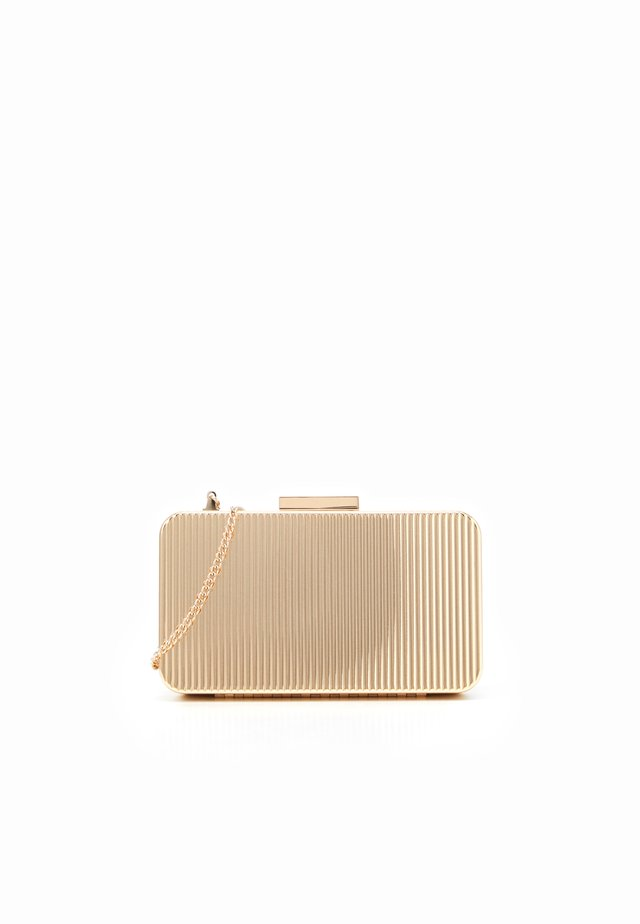 BOX BAG ENDLESS - Clutches - gold-coloured
